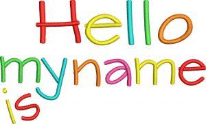 nicknames-hello